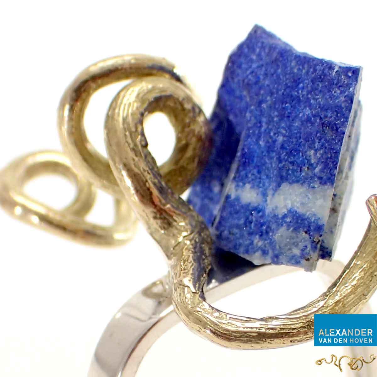 Ring-R001-Lapis-Lazuli-detail