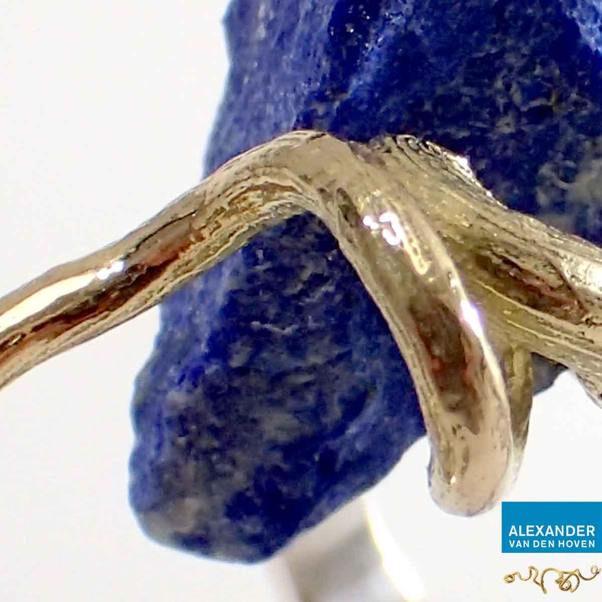 Ring-R001-Lapis-takje-detail