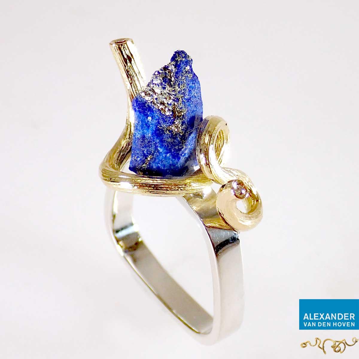 Ring-1003-Lapis-Lazuli-Diamanten