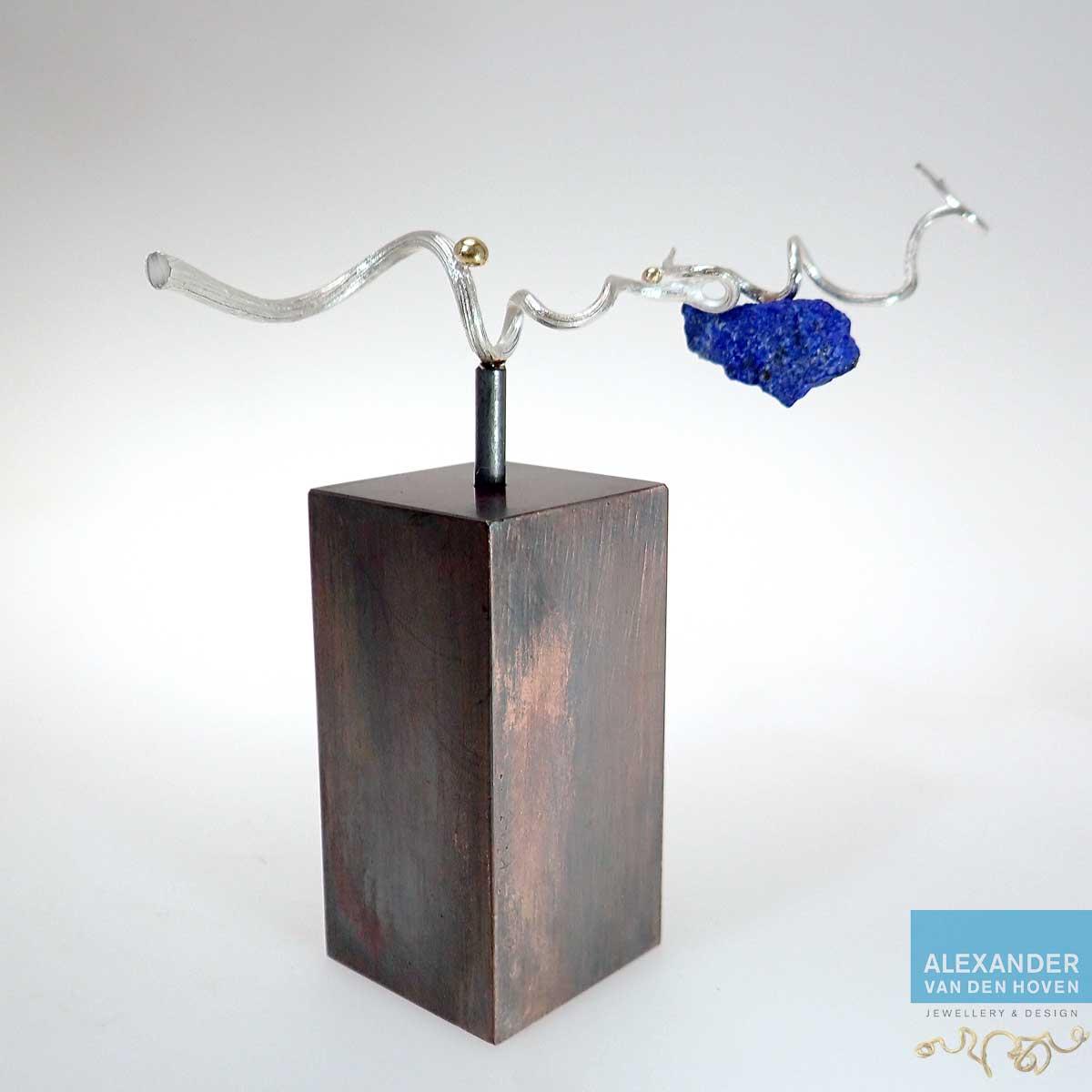Takje met Lapis Lazuli Art Arnhem