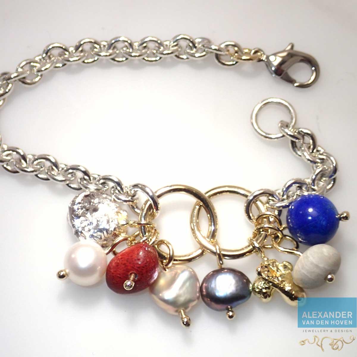 moderne-bedel-armband-parels