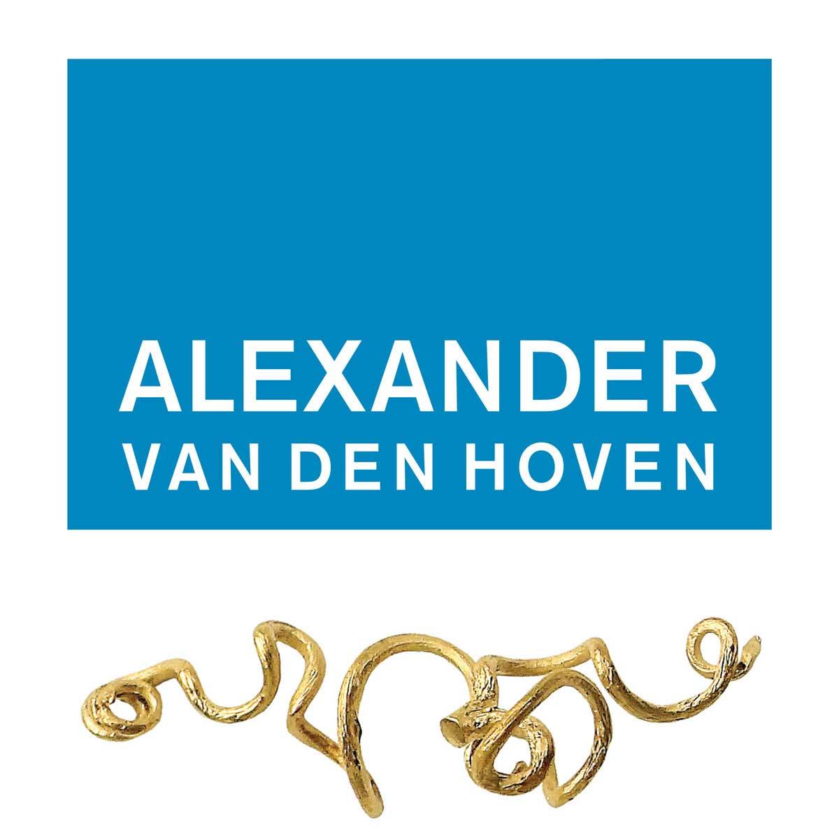 Alexander van den Hoven Goudsmid Zilversmid Edelsmid Edelsteenkundige