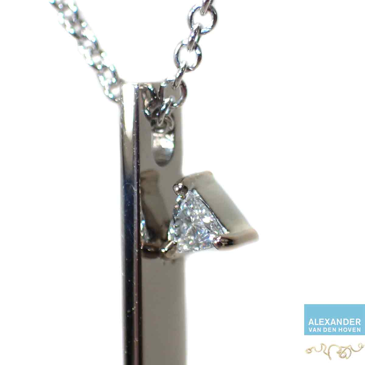 witgouden-collier-Trilliant-Diamant